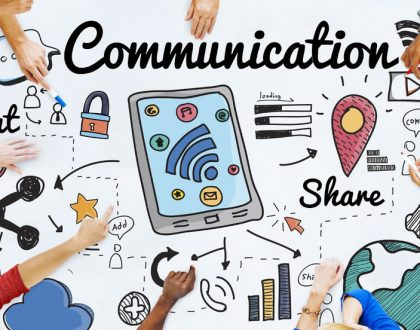 Communication is key in health and social care